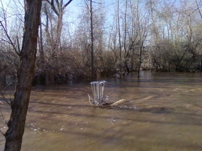 Riverpark, Main course, Hole 8