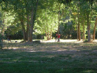 Creekside Park, Main course, Hole 9 Alternate pin