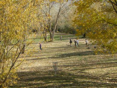 Creekside Park, Main course, Hole 6