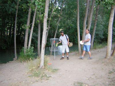 Creekside Park, Main course, Hole 8