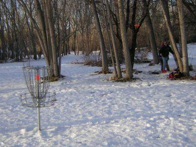 Creekside Park, Main course, Hole 11