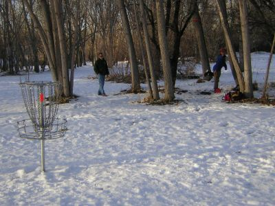 Creekside Park, Main course, Hole 11