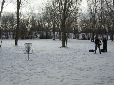 Creekside Park, Main course, Hole 9