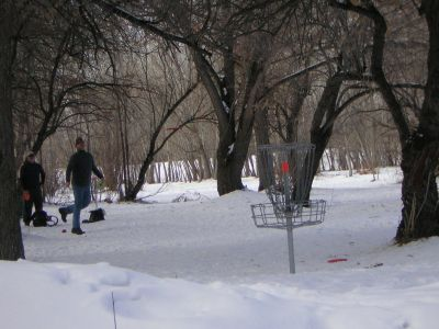 Creekside Park, Main course, Hole 16