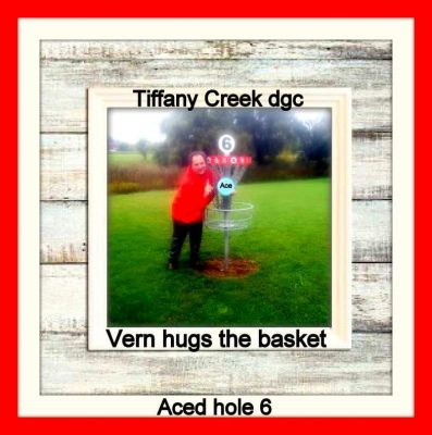 Christian High School, Tiffany Creek, Hole 6