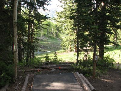 Solitude Mountain Resort, Main course, Hole 7 Tee pad