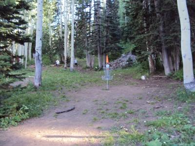Solitude Mountain Resort, Main course, Hole 12 Midrange approach