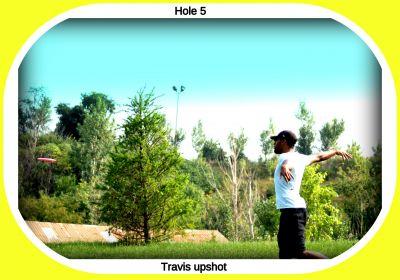 Centennial Park, Ontario Course, Hole 5