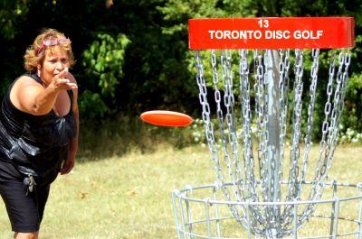 Centennial Park, Ontario Course, Hole 13 Putt
