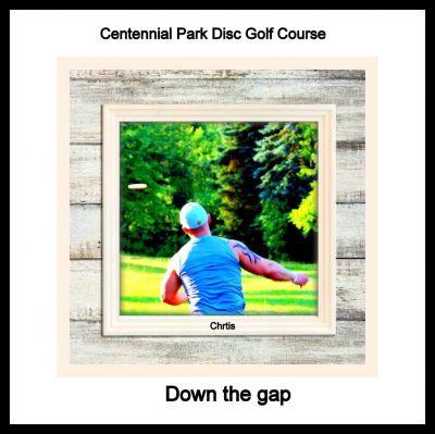 Centennial Park, Ontario Course, Hole 8 Short tee pad