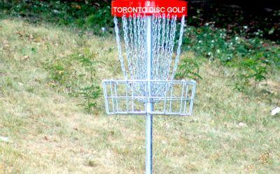 Centennial Park, Ontario Course, Hole 2 Putt