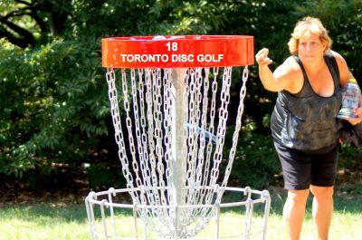 Centennial Park, Ontario Course, Hole 8 Putt