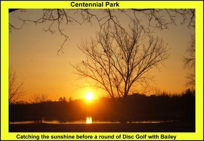 Centennial Park, Ontario Course, Hole 6