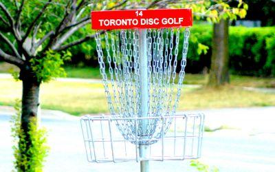 Centennial Park, Ontario Course, Hole 14 Putt
