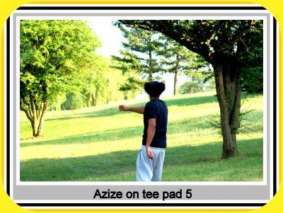 Centennial Park, Ontario Course, Hole 5 Short tee pad