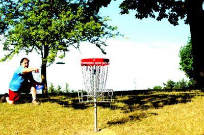Centennial Park, Ontario Course, Hole 4 Putt