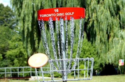 Centennial Park, Ontario Course, Hole 16 Putt
