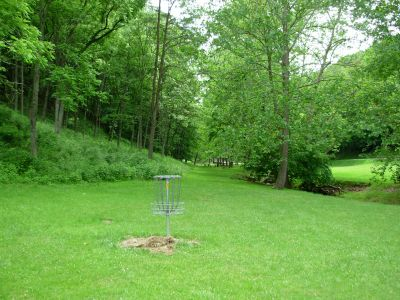 The Mountwood Monster, Main course, Hole 6 Reverse (back up the fairway)