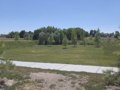Dry Creek Parkway, Main course, Hole 1 Long tee pad