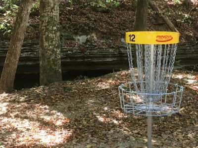 Saint Joseph City Park, Main course, Hole 12 Putt