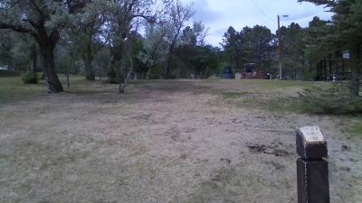 Deer Field at Washington Park, Main course, Hole 5 Tee pad