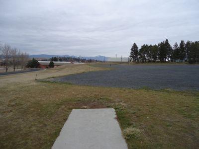 University of Idaho, Main course, Hole 3 Tee pad
