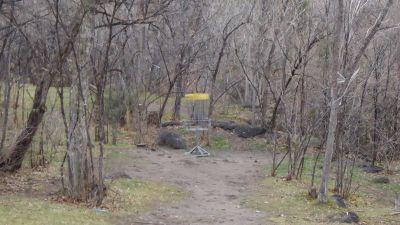 Upper Ross Park, Main course, Hole 7