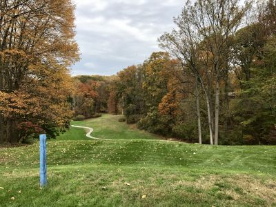Hunt Valley Country Club, The Ridge, Hole 5 Tee pad