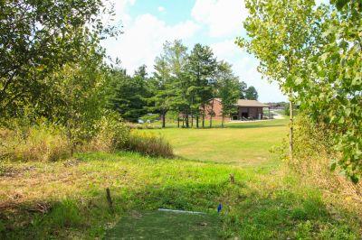 Camp Carl DGC, Main course, Hole 6 Tee pad