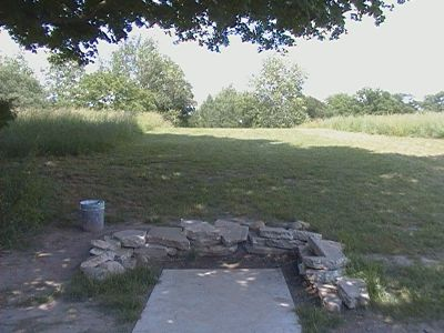 Earl W. Brewer Park, Championship course, Hole 10 Tee pad