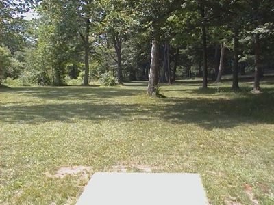 Earl W. Brewer Park, Championship course, Hole 6 Short tee pad