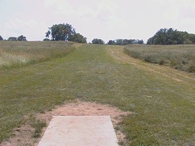 Earl W. Brewer Park, Championship course, Hole 11 Tee pad