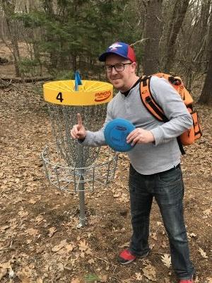 Birch Park, Main course, Hole 4