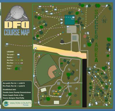 Defunk Disco, Main course, Hole 1
