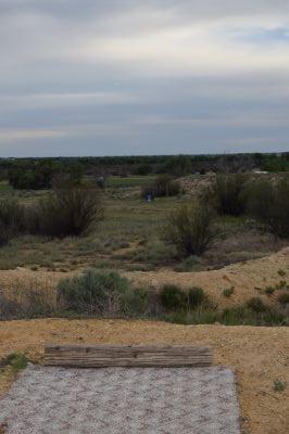 Cowboy Course, Main course, Hole 17 Tee pad