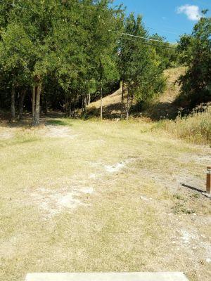 Saddle Hills, New course, Hole 3 Tee pad