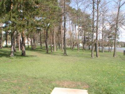 Emerson Park, Main course, Hole 3 Long tee pad