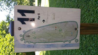 Como Lake Park, Main course, Hole 11 Tee pad