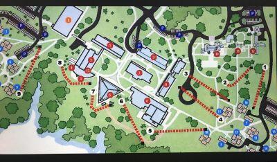 Concordia University, Main course, Hole 1