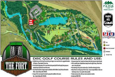 Fort Buenaventura, The Fort, Hole 1