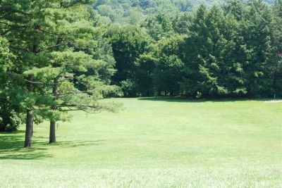 Ellison Park, Main course, Hole 7 Long tee pad