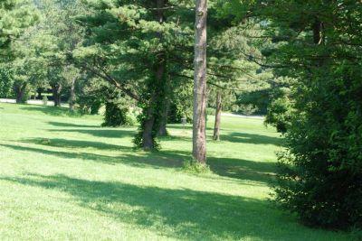 Ellison Park, Main course, Hole 3 Long tee pad