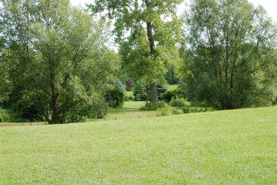 Baker Farm, Main course, Hole 4 Long tee pad