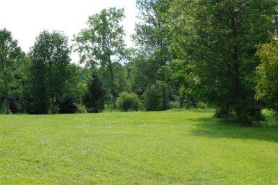 Baker Farm, Main course, Hole 7 Long tee pad