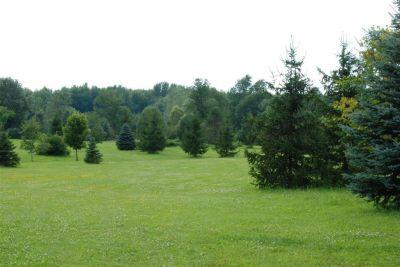 Baker Farm, Main course, Hole 18 Long tee pad