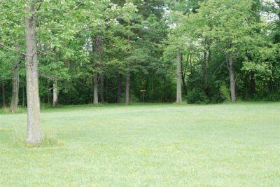 Churchville Park, Main course, Hole 10 Tee pad