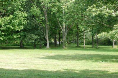 Churchville Park, Main course, Hole 8 Tee pad