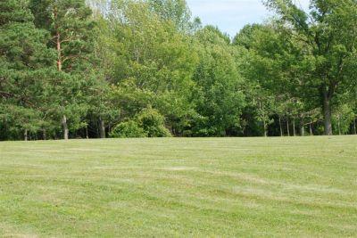 Churchville Park, Main course, Hole 17 Tee pad