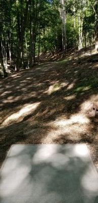 Hickory Hills, South, Hole 5 Tee pad