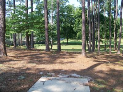 Georgia SouthWestern, Main course, Hole 6 Tee pad